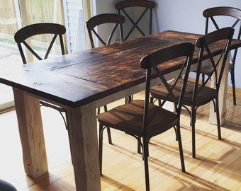 Custom Farm Tables