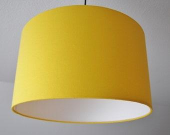 """Lampshade """"yellow Sun"""""""