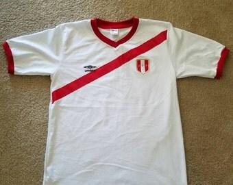 Adult Peruvian Shirt.