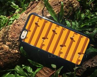 Cute Dachshund Hot Dog Links iPhone SE 6s 5s 5c 4s 6 Plus case, iPod case, Samsung S7 s6 s5 s4 s3 Mini Note 5 4 3 Cases, HTC case, LG Case