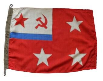 Soviet naval Flag Fleet Commander