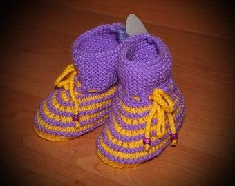 Baby Booties, Baby Loafers, Baby Loafer Booties,