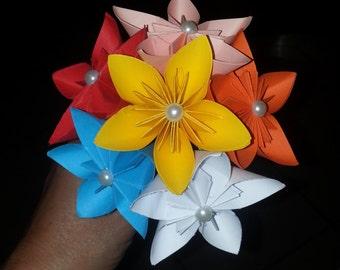 Bouquet of paper!!