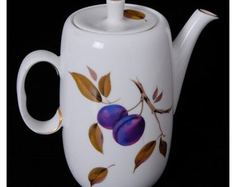 Evesham Coffeepot.