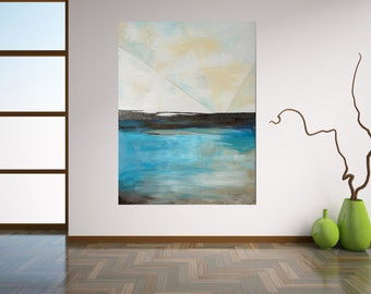 Landscape Series #3 Abstract Art Giclee Print