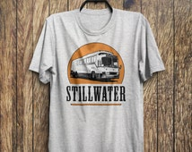 Rock Band Stillwater Tour 1973 Almost Inspired Famous Adults Mens & Women's T-shirt Top Tee Shirt All Sizes And Colours
