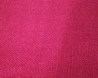 RTS Bright Pink Fabric Backdrop