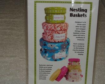 Nesting Baskets ByAnnie