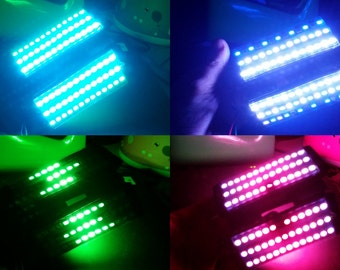LED Wrist Band - Disco Wrist V2.5 - Animated LED Wearable