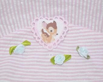 Baby fawn prince pin