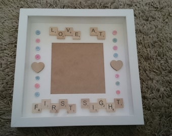 Love at first sight frame