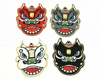 Chinese drama Face patch embroidered patch iron on patch badge sew on patch iron on patches