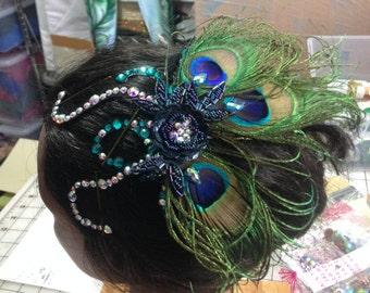Feather Headpiece