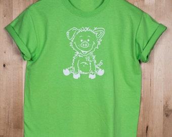 T Shirt - Piglet