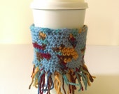 Pippin's Scarf Cup Cozy