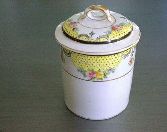Noritake Condensed Milk Container