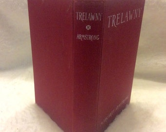 Trelawny A Man's Life Margaret Armstrong 1940. Macmillan free ship to US