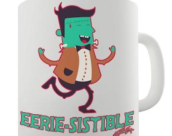 Irresistible Monster Ceramic Novelty Gift Mug