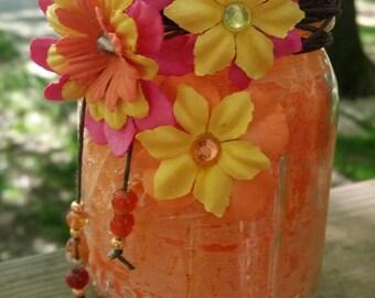Citrus Blast Energizing Aromatherapy Jar Candle