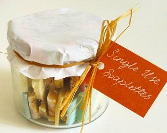 SOAP - Guest Sized Soap -  Natural soap, Organic soap, Vegan soap, Jewish soap, Artisan soap, Handmade soap