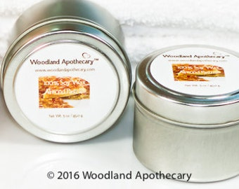 100% Soy Wax Candle - Almond Pastries