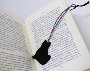 Black Cat Bookmark