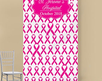 Personalized Breast Cancer Photo Booth ( FJM775026)