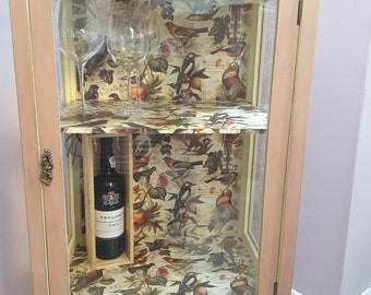 Display Case/Drinks Cabinet