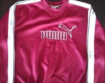 Puma mens crew neck sweatshirt