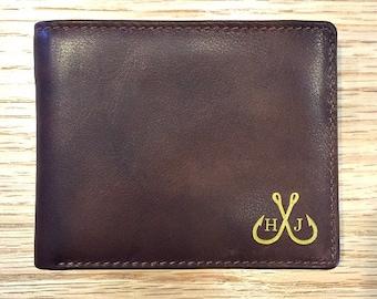 Fisherman • fisherman gift • fisherman wallet • gift for fishermen • fisherman gifts • mens wallet • Toffee* 7751