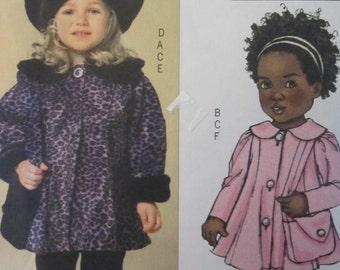 Pattern BUTTERICK B4588 Mani - pants - carrying case - hat for girl - Lauren Scott