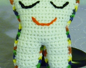 Tooth Fairy Pillow, Tooth Pocket