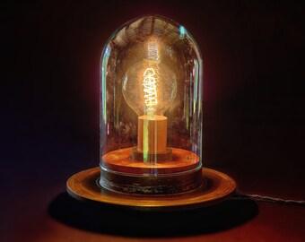 lamp vintage sous-cloche