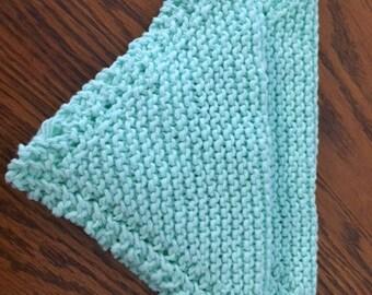 Simple Knit Dishcloth