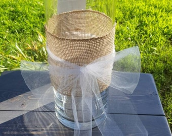 Rustic Country Vase