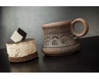 Ceramic cup, Handmade ceramics