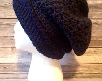Cade Cap, Slouchy Hat, Fashion Beanie