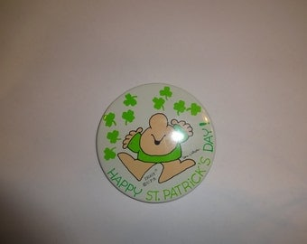 Happy St.Patricks Day! Ziggy Pin