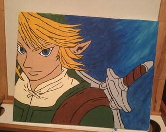 My Version Of Link From Legend Of Zelda