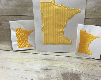 Minnesota Embroidery Design Package Deal, Minnesota Package Deal