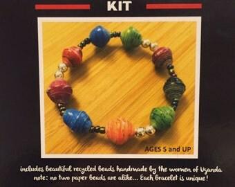 Make-Your-Own Ugandan Bracelet Kit