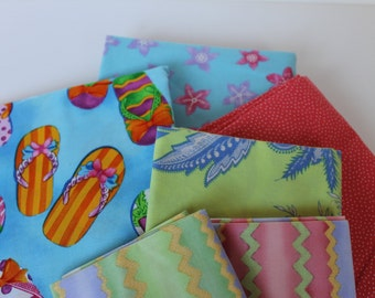 Fun Summer Fabric Bundle