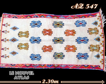 Moroccan Rug from The New Atlas