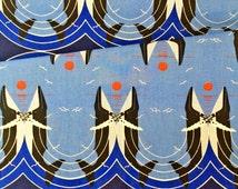 Whale Fabric   Love on the Richter Scale   Charley Harper Fabric   Birch Organic Fabrics   Ocean Fabric   Humpback Whale Print