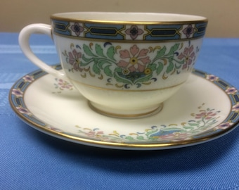 Lenox Mystic Teacup and Saucer