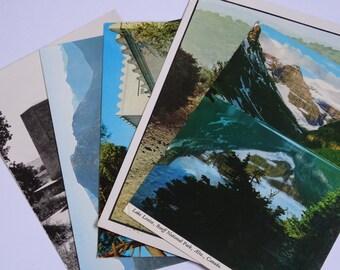 Set of 15 postcards vintage & modern