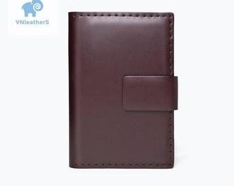 Leather Passport Wallet