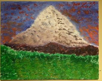 Shark Tooth mountain