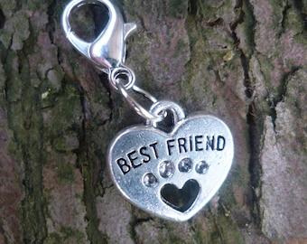 Dog Collar Charm, Dog Tag, Dog Gift, Dog Jewellery, Dog Collar Tag, Pet Jewellery, Pet Accessories
