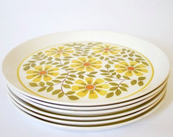 Mikasa Duplex by Ben Seibel | Trellis Dinner Plates (Set of 6)